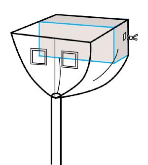 家庭用エアコン洗浄用シート