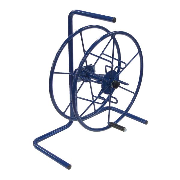 ケーブル巻取り機