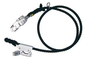 柱上安全帯用セフティロープ(軽量タイプ)