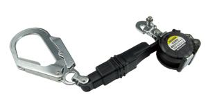 安全帯用巻取式ランヤード