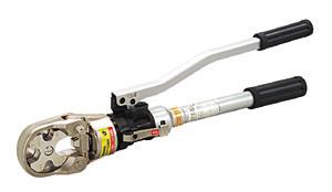 手動式油圧圧着工具