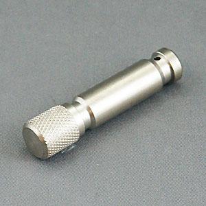 手動式油圧圧着工具 スライドピン