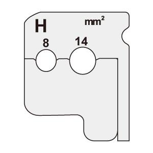 ワイヤーストリッパー 替刃