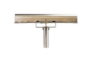 直管ランプチェンジャー(回転式) クランプヘッド