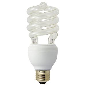 電球形蛍光ランプ(スパイラル型) 誘虫ランプ