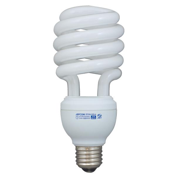 電球形蛍光ランプ(スパイラル型)