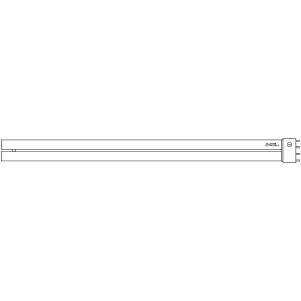 Vフリーライト(ツインタイプ)専用交換用ランプ