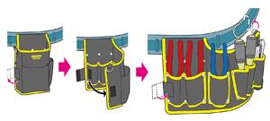 電工ロールホルダー