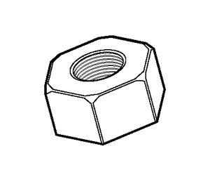 P-PACK 六角ナット
