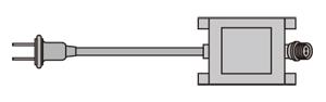 LEDルミネーション(連結タイプ)共通部品
