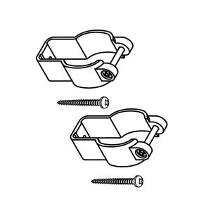 Vフリーライト(T5タイプ)固定具