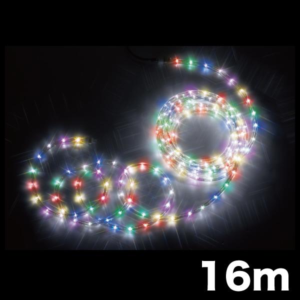 LEDソフトネオン(40mmピッチ・ミックスカラータイプ)