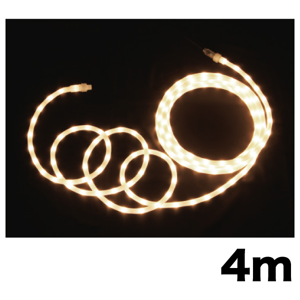LEDソフトネオン(乳白ロッドタイプ・40mmピッチ)