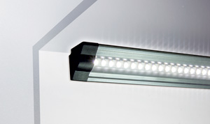 LEDフラットライト(コーナータイプ)