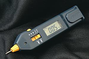 液晶電圧検電器