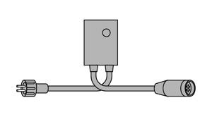 LEDカーテンフォール専用コントローラー(SJシリーズ)