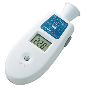 ポケット放射温度計