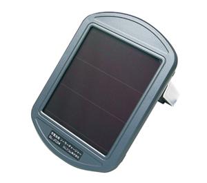 充電池用ソーラーチャージャー