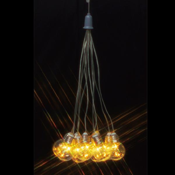 LEDデザインストリングライト